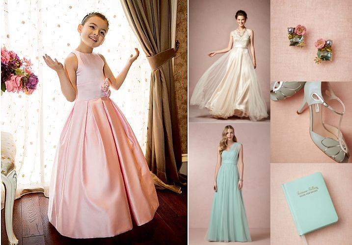 Wedding Philippines - Weddings by Color - Pink and Teal Wedding Ideas 03