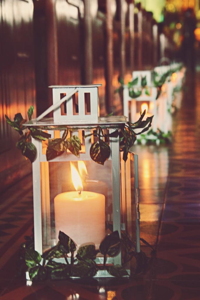 Wedding Philippines - Whimsical Tagaytay Wedding - Church (2)