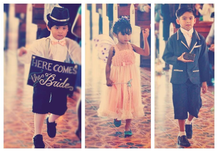 Wedding Philippines - Whimsical Tagaytay Wedding - Church (3)