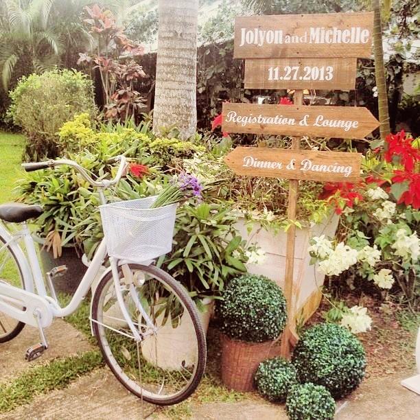 Wedding Philippines - Whimsical Tagaytay Wedding - Reception (1)