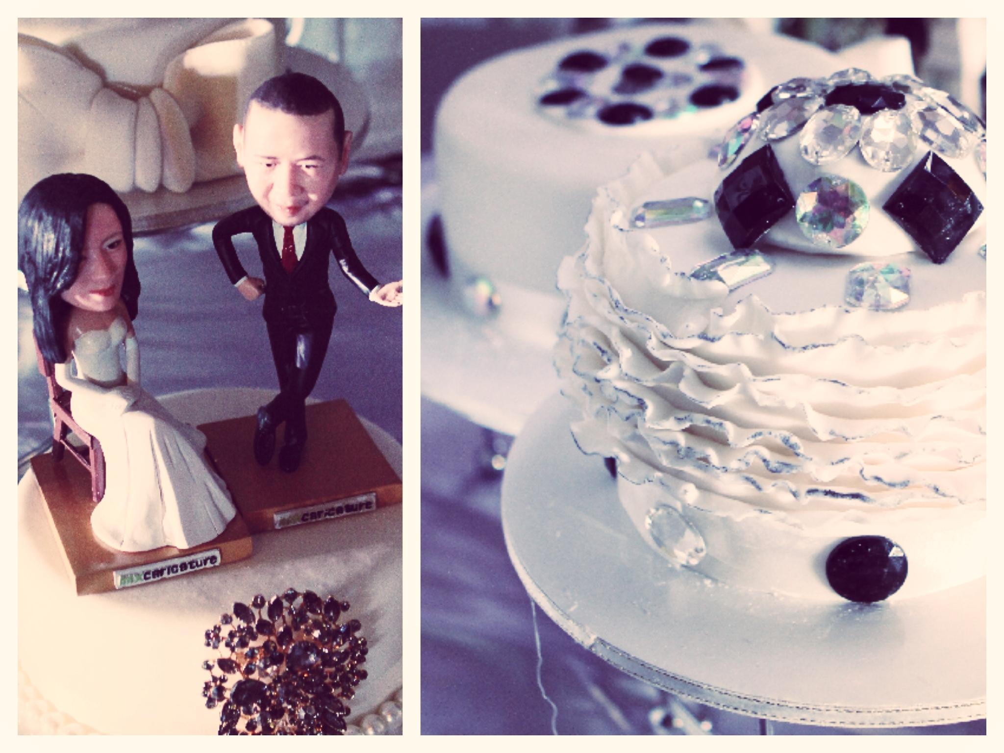 Wedding Philippines - Whimsical Tagaytay Wedding - Reception (12)