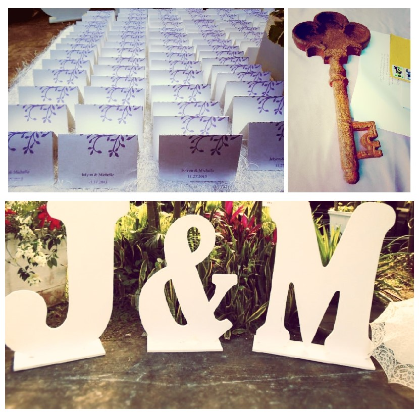 Wedding Philippines - Whimsical Tagaytay Wedding - Reception (2)