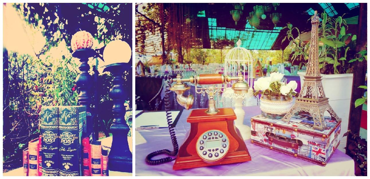 Wedding Philippines - Whimsical Tagaytay Wedding - Reception (3)