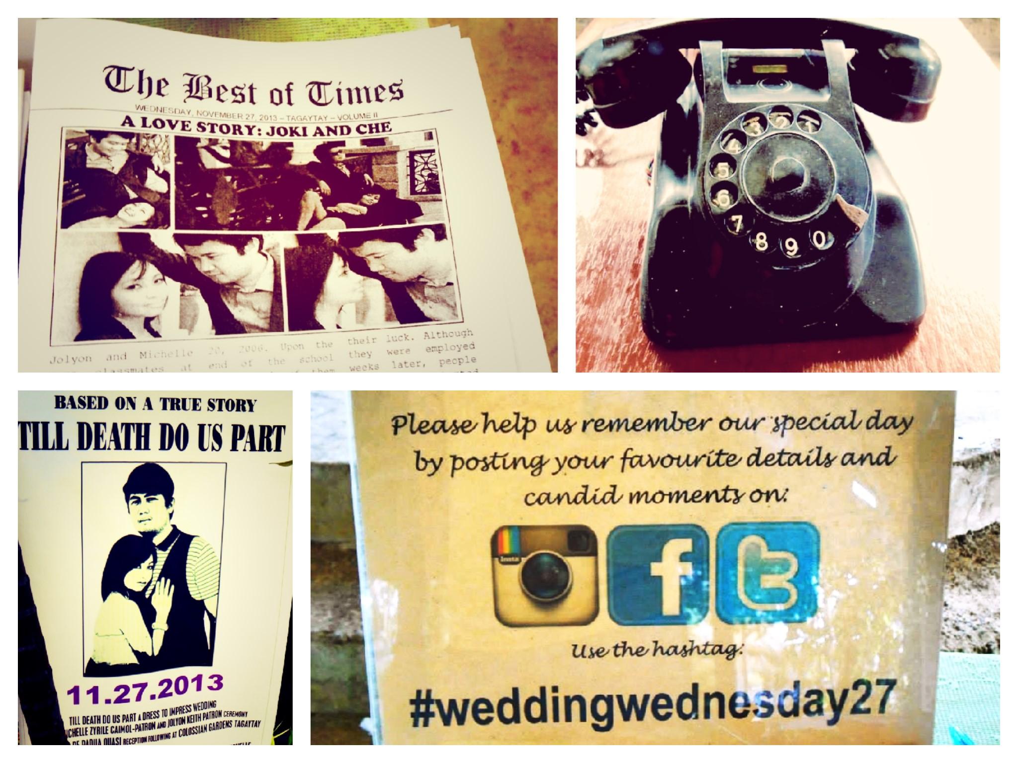 Wedding Philippines - Whimsical Tagaytay Wedding - Reception (4)