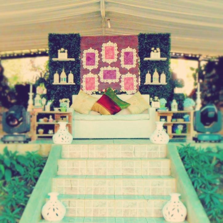 Wedding Philippines - Whimsical Tagaytay Wedding - Reception (5)