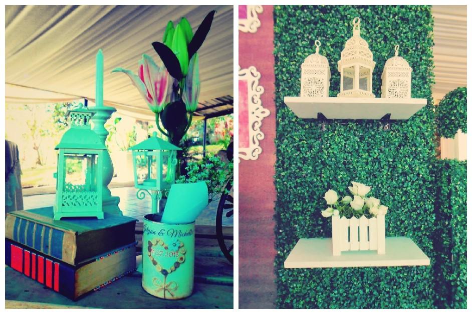 Wedding Philippines - Whimsical Tagaytay Wedding - Reception (6)