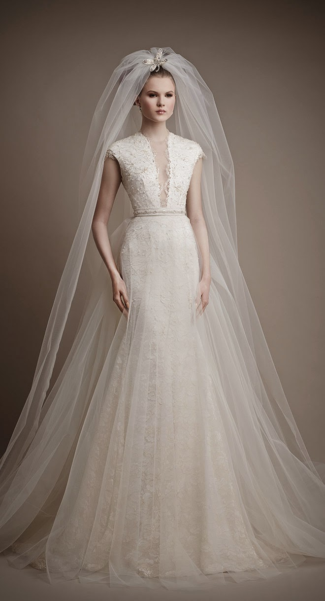 Ersa atelier spring 2015 bridal collection wedding for Ersa atelier wedding dress