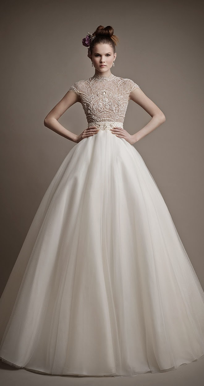 Ersa Atelier Spring 2015 Bridal Collection | Wedding Philippines