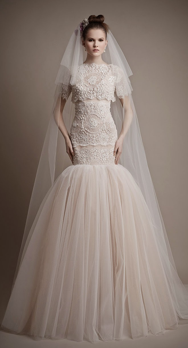 Ersa atelier spring 2015 bridal collection wedding for Romanian wedding dress designer