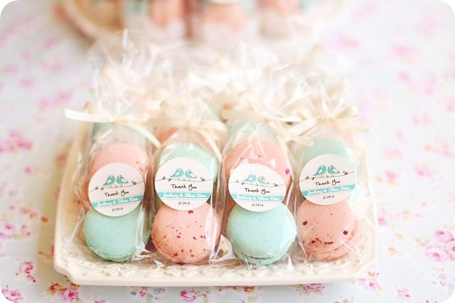 Wedding Favors Ideas Philippines : Inspired by Macarons Wedding Philippines Wedding Philippines