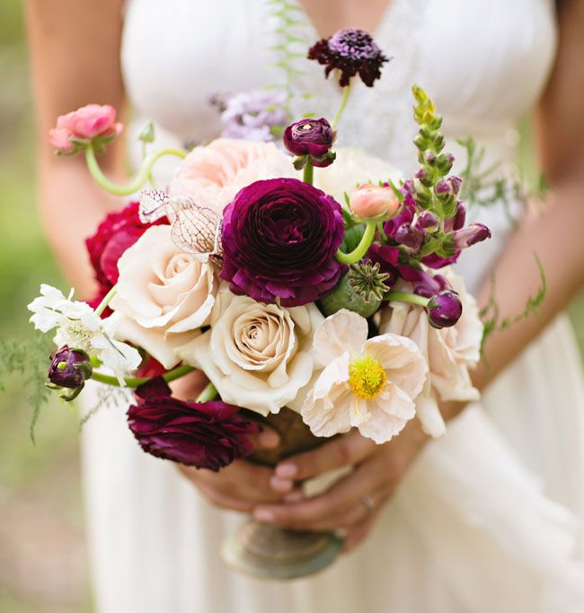 Wedding Philippines - Whimsical Fairytale Forest Woodland Wedding Ideas - Bouquet 02 Flower Floral