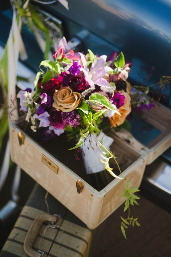 Wedding Philippines - Whimsical Fairytale Forest Woodland Wedding Ideas - Bouquet 03 Flower Floral