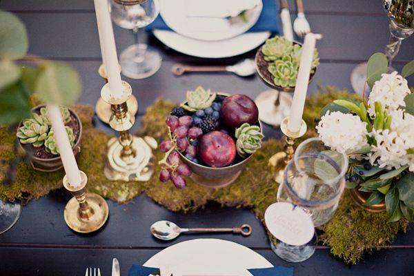 Wedding Philippines - Whimsical Fairytale Forest Woodland Wedding Ideas - Decor 12