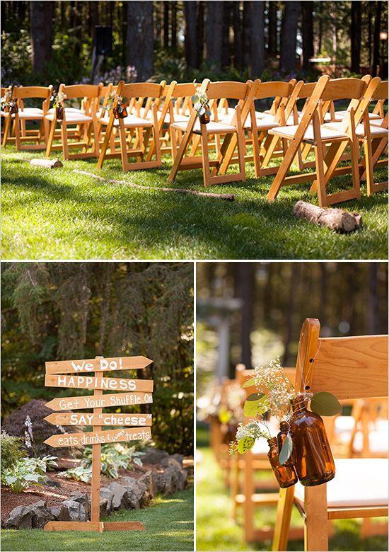 Wedding Philippines - Whimsical Fairytale Forest Woodland Wedding Ideas - Decor 13