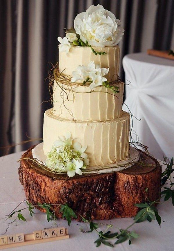 Wedding Philippines - Whimsical Fairytale Forest Woodland Wedding Ideas - Wedding Cake 02