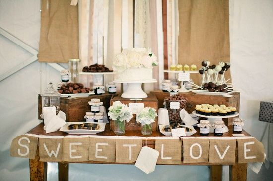 16 Rustic Wedding Dessert Table Ideas Wedding