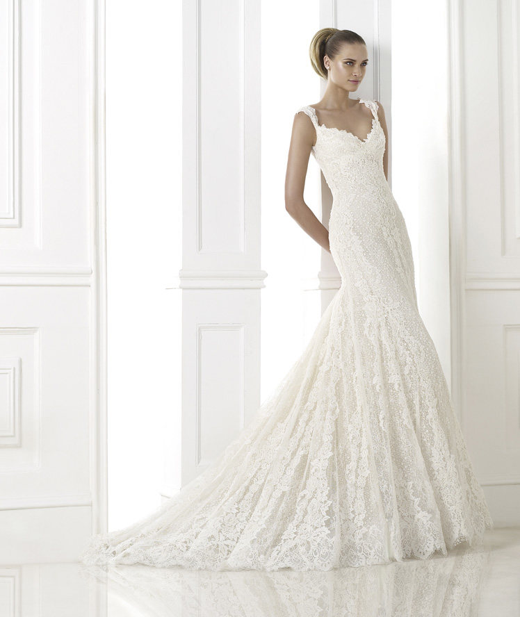 Wedding Philippines - Wedding Dresses - Atelier Pronovias 2015 Bridal Pre-Collection - 01 Kala 1