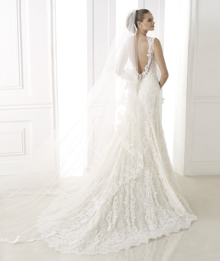 Wedding Philippines - Wedding Dresses - Atelier Pronovias 2015 Bridal Pre-Collection - 01 Kala 2