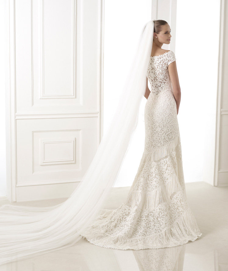 Wedding Philippines - Wedding Dresses - Atelier Pronovias 2015 Bridal Pre-Collection - 02 Kaira 2