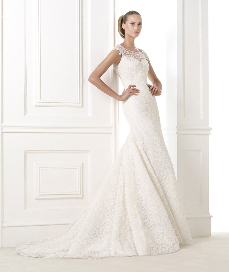 Wedding Philippines - Wedding Dresses - Atelier Pronovias 2015 Bridal Pre-Collection - 03 Kairos 1