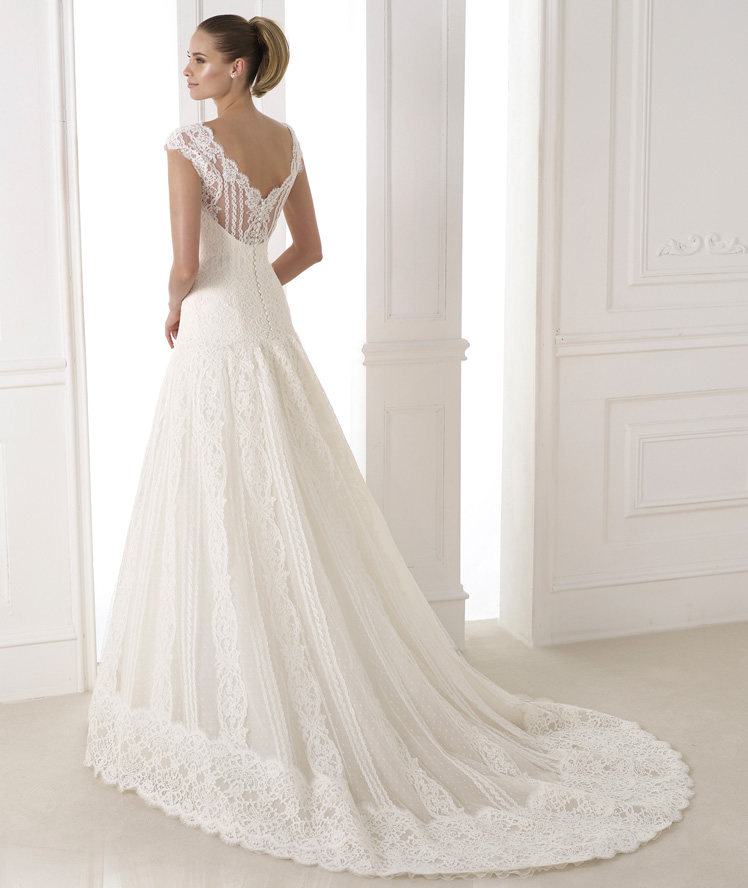 Atelier Pronovias 2015 Pre Collection Wedding Dresses Wedding