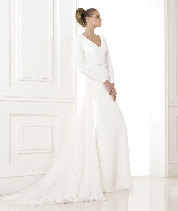 Wedding Philippines - Wedding Dresses - Atelier Pronovias 2015 Bridal Pre-Collection - 07 Kaela 1