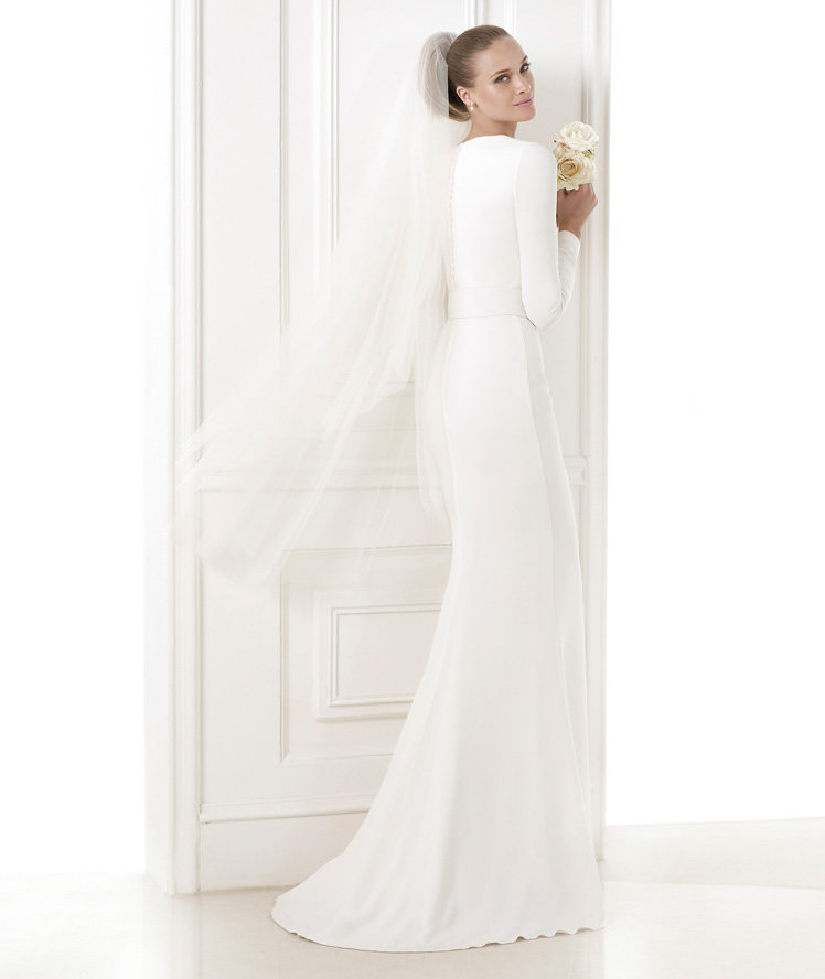 Wedding Philippines - Wedding Dresses - Atelier Pronovias 2015 Bridal Pre-Collection - 07 Kaela 2