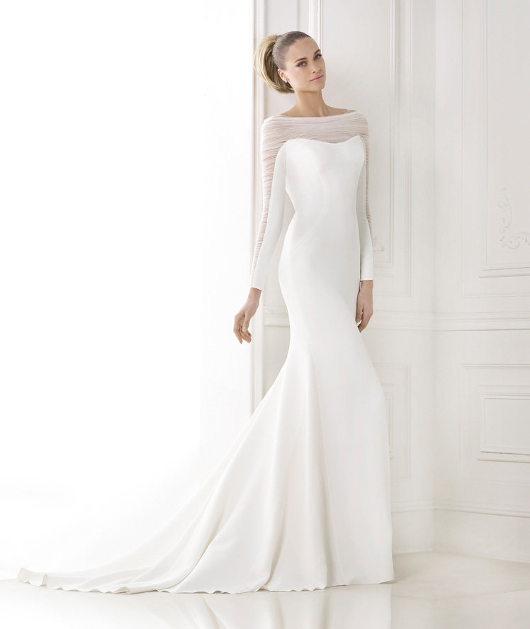 Wedding Philippines - Wedding Dresses - Atelier Pronovias 2015 Bridal Pre-Collection - 08 Kainda 1