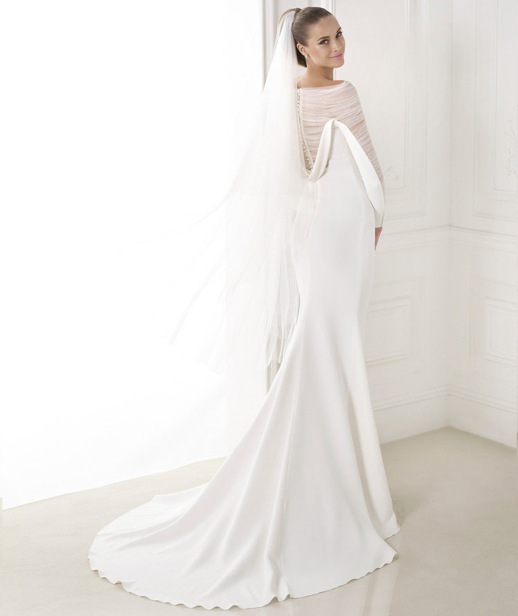 Wedding Philippines - Wedding Dresses - Atelier Pronovias 2015 Bridal Pre-Collection - 08 Kainda 2