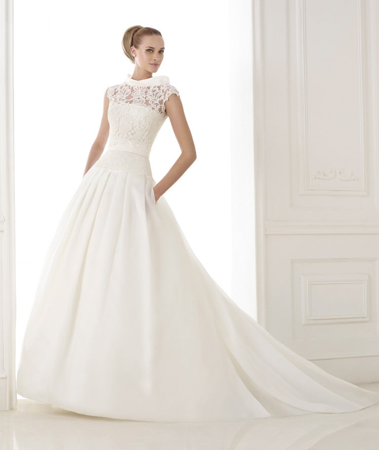 Wedding Philippines - Wedding Dresses - Atelier Pronovias 2015 Bridal Pre-Collection - 10 Kaethe 1