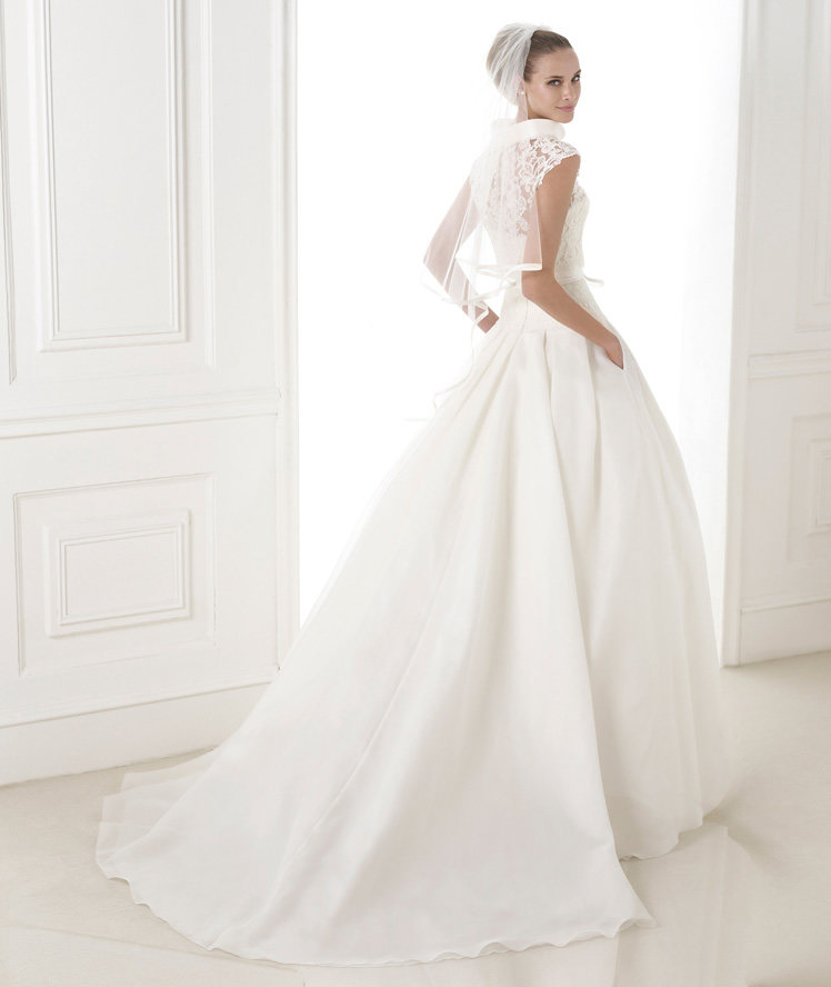 Wedding Philippines - Wedding Dresses - Atelier Pronovias 2015 Bridal Pre-Collection - 10 Kaethe 2