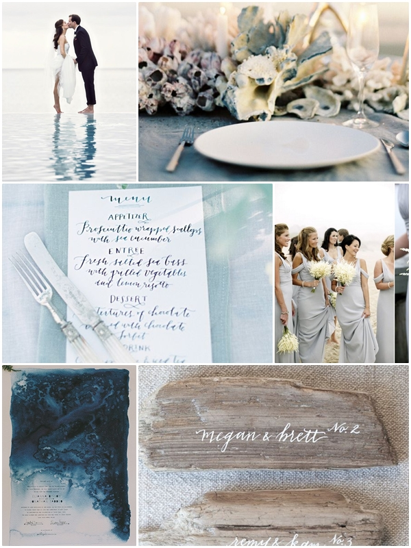 Wedding Philippines - Weddings by Color - Indigo Blue Wedding Ideas