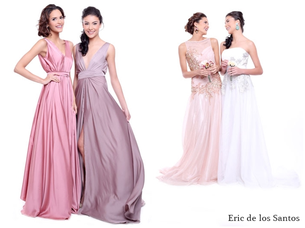Wedding Philippines Eric De Los Santos With Karimadon Ready To Wear Bridal Collection Gown