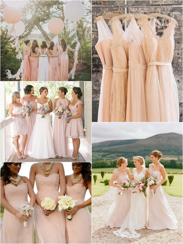 822c3767b91d Wedding Philippines - Top 10 Most Flattering Bridesmaids Dress Colors - 07  Blush