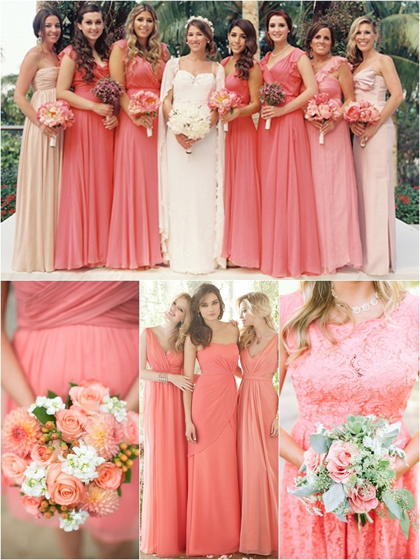 Top 10 Most Flattering Bridesmaid Dress Colors! - Wedding ...