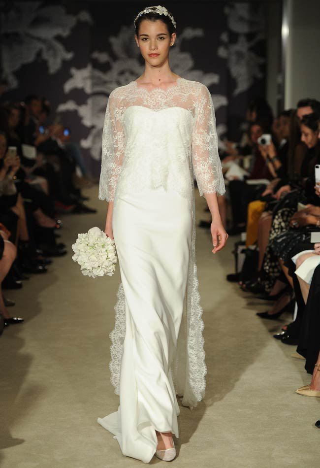 Wedding Philippines - Wedding Dresses Gowns - Carolina Herrera Spring 2015 Bridal Collection (1)