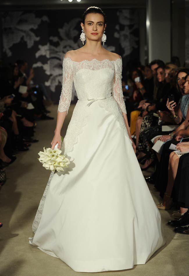 Wedding Philippines - Wedding Dresses Gowns - Carolina Herrera Spring 2015 Bridal Collection (11)