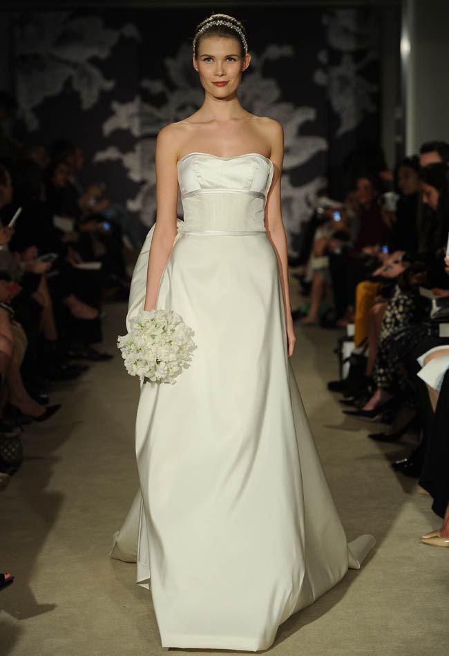 Wedding Philippines - Wedding Dresses Gowns - Carolina Herrera Spring 2015 Bridal Collection (19)