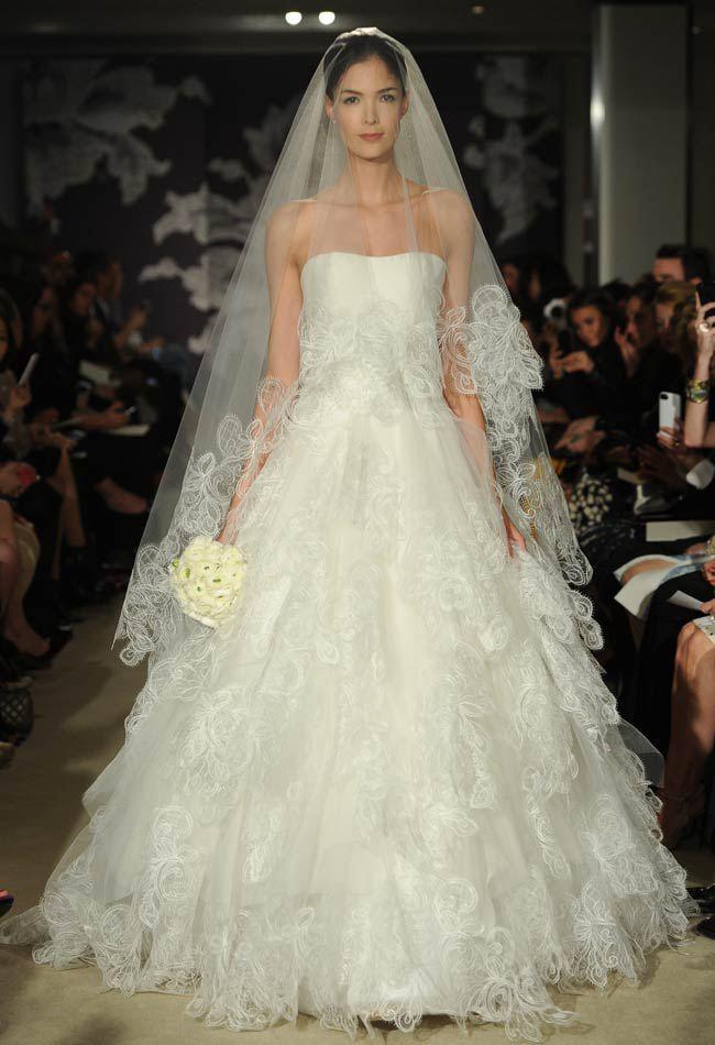 Wedding Philippines - Wedding Dresses Gowns - Carolina Herrera Spring 2015 Bridal Collection (21)