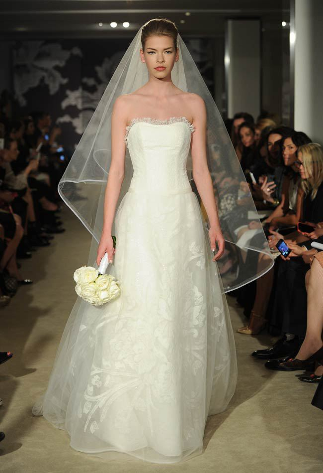 Wedding Philippines - Wedding Dresses Gowns - Carolina Herrera Spring 2015 Bridal Collection (3)