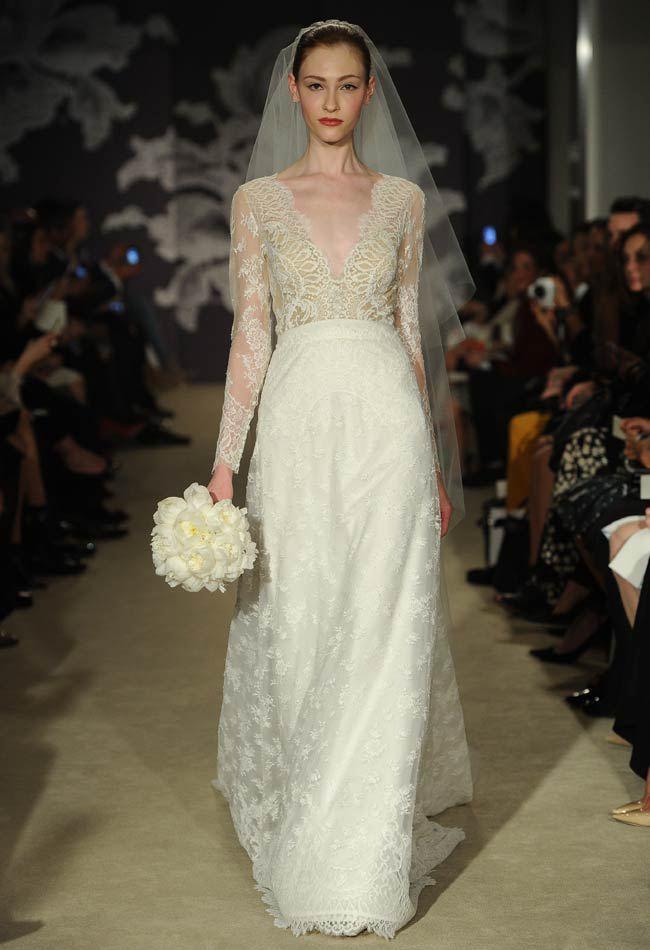 Carolina Herrera Spring 2015 Bridal Collection - Wedding Philippines ...