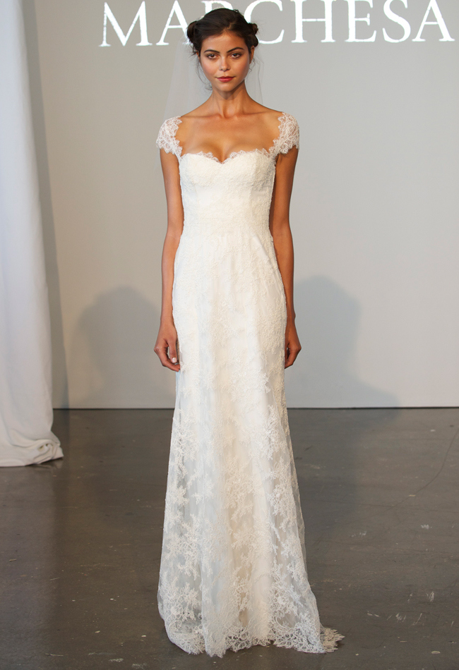 Wedding Philippines - Wedding Dresses - Marchesa Spring 2015 Bridal Collection (8)