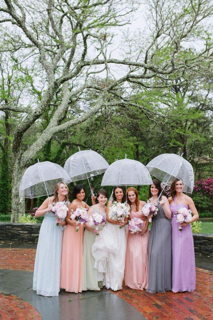 Wedding inspiration 16 cool ideas for a rainy day wedding