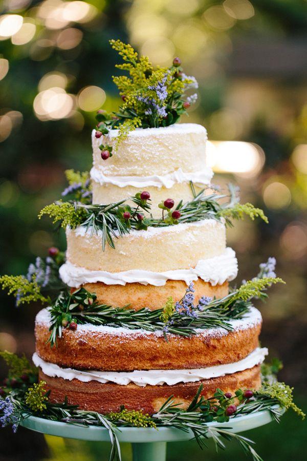 Wedding Philippines - Wedding Trends - Naked Wedding Cakes 02