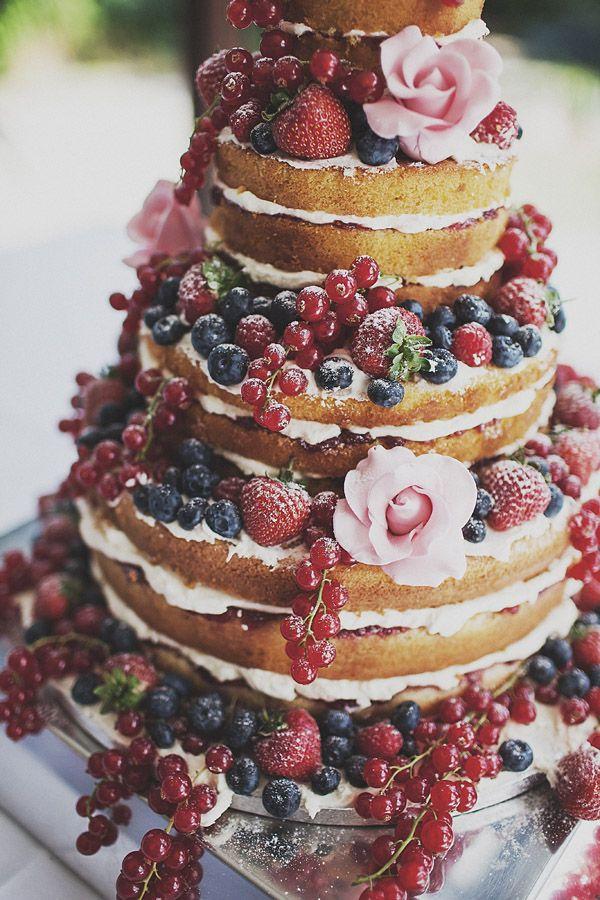Wedding Philippines - Wedding Trends - Naked Wedding Cakes 10