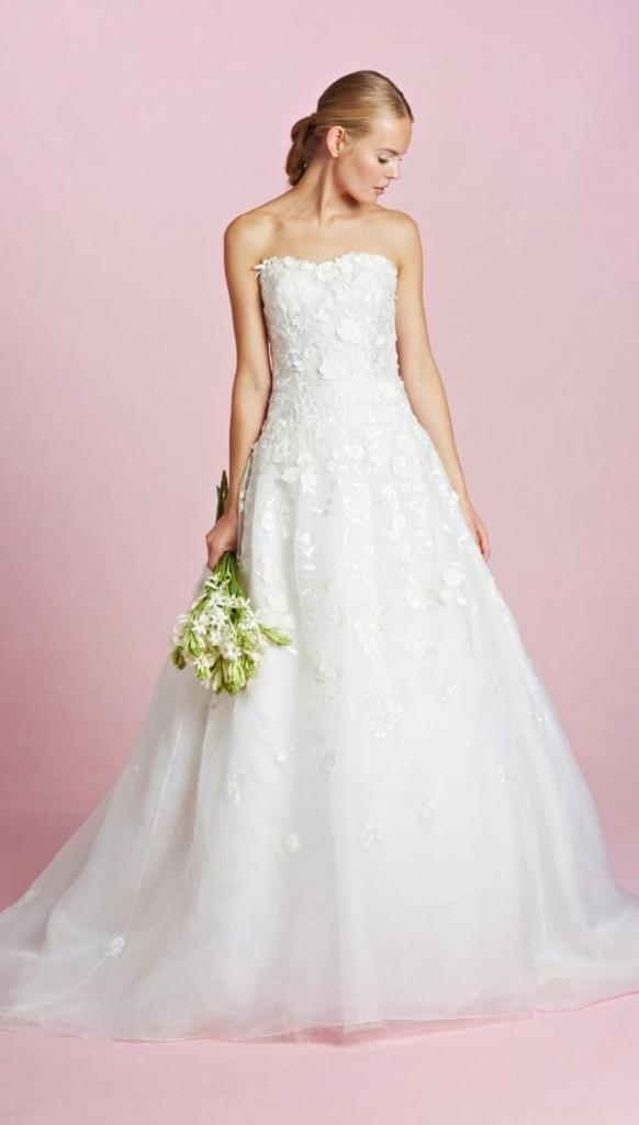 Wedding Philippines - Oscar de la Renta Fall 2015 Bridal Collection (27)