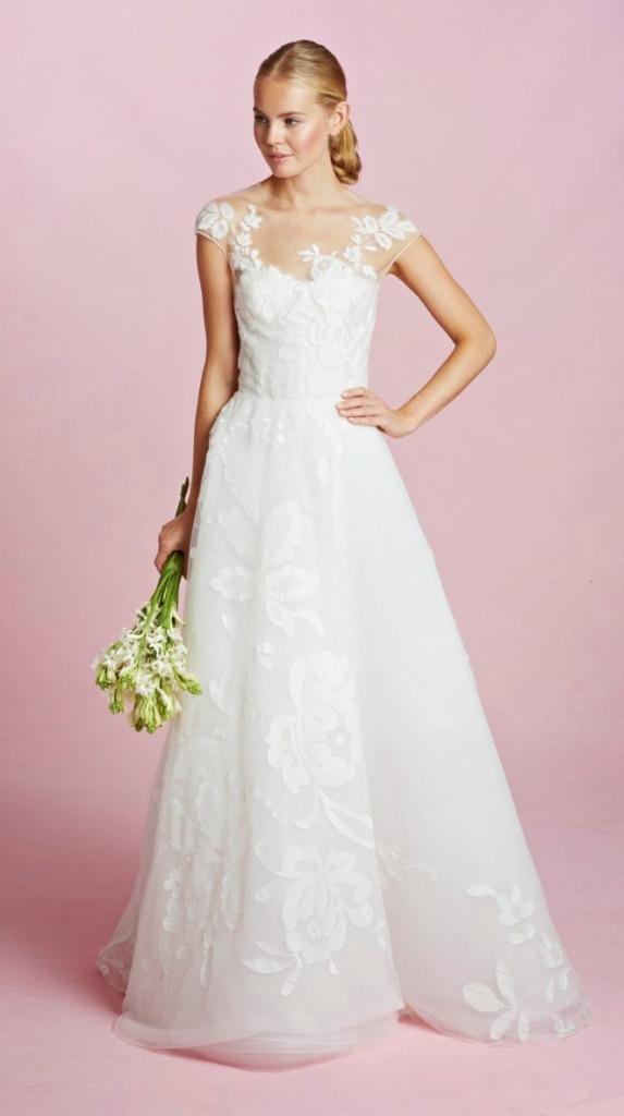 Wedding Philippines - Oscar de la Renta Fall 2015 Bridal Collection (28)