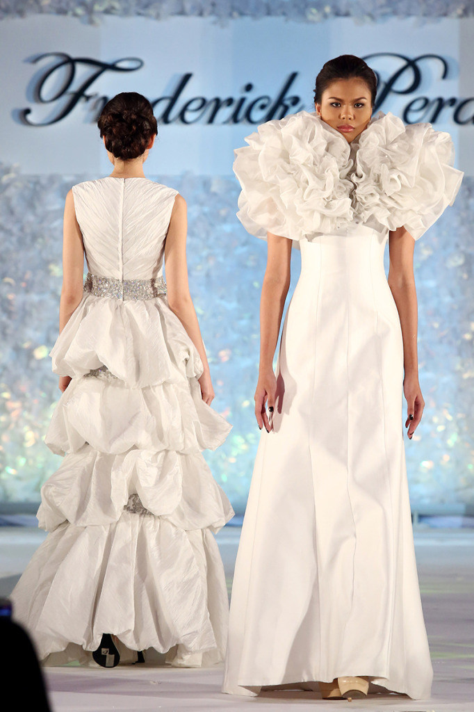 Wedding Philippines - Marry Me at Marriott Manila a Grand Bridal Show - Frederick Peralta Bridal Collection (2)