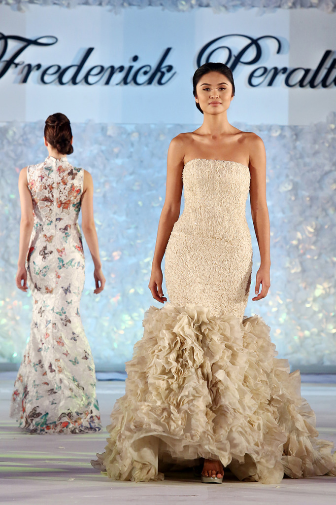 Wedding Philippines - Marry Me at Marriott Manila a Grand Bridal Show - Frederick Peralta Bridal Collection (3)