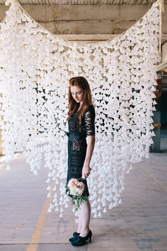 Wedding trends diy photobooth wedding philippines wedding wax paper backdrop style me pretty solutioingenieria Gallery